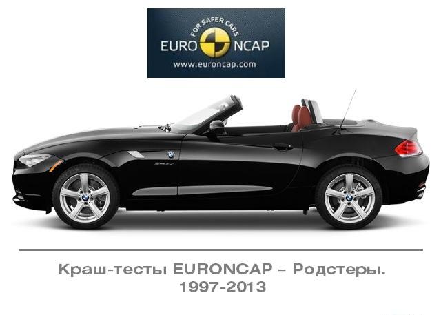 Краш-тесты Euro NCAP – Родстеры
