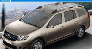 Краш-тест Euro NCAP - Dacia Logan MCV.