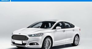Краш-тест Euro NCAP - Ford Mondeo.