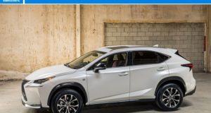 Краш-тест Euro NCAP - Lexus NX.
