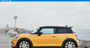 Краш-тест Euro NCAP - MINI Cooper.