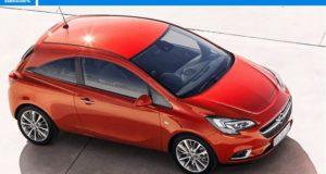 Краш-тест Euro NCAP - Opel/Vauxhall Corsa.