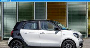 Краш-тест Euro NCAP - Smart Forfour.