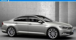 Краш-тест Euro NCAP - VW Passat.