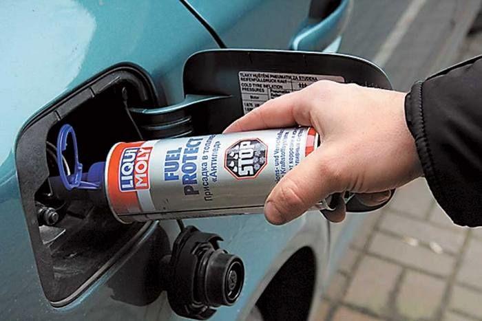 Если замерзло дизельное топливо. Что делать